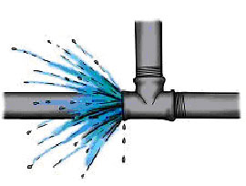 Havárie vody Polička