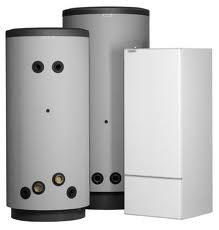 Varianty ohřívače teplé užitkové vody