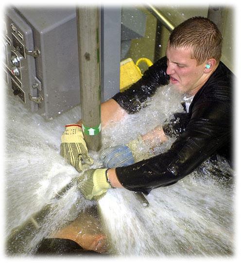 Havárie vodovodu