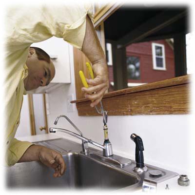 Opravy vodoinstalací