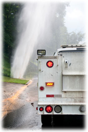 Poruchová služba pro havárie vodoinstalací