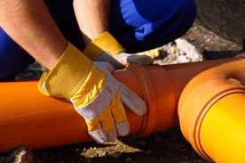Kanalizace - systémy vodovodních odpadů