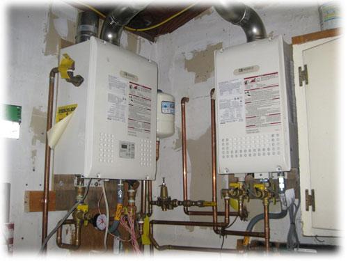Modernizace systému ohřevu vody