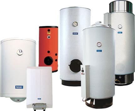 Zásobníkové ohřívače vody