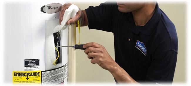 Instalace a montáže ohřívačů vody